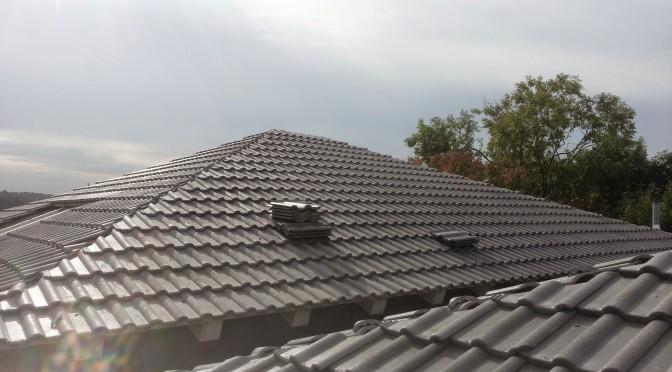 בניית גג רעפים